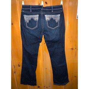 Women's Ariat Turquoise Boot cut Jeans